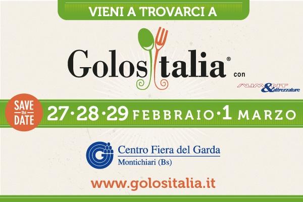 Golositalia Save The Date